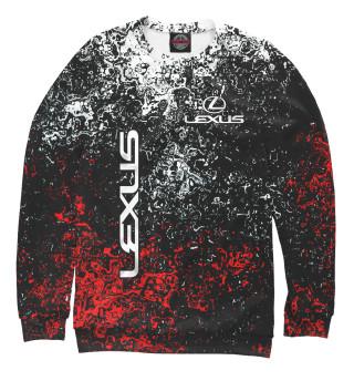 Одежда с принтом LEXUS (667678)