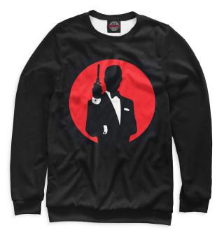 Одежда с принтом Джеймс Бонд (491383)