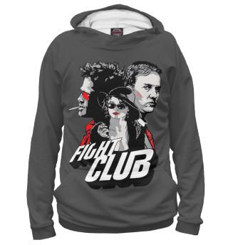 Худи женское Fight Club (9525)