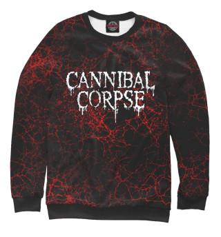 Одежда с принтом Cannibal Corpse (924378)