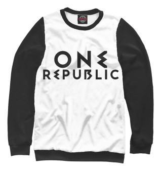 Одежда с принтом OneRepublic (258245)