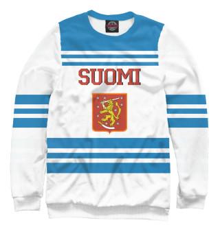 Одежда с принтом Сборная Финляндии (224219)