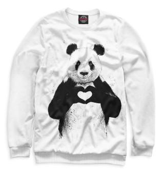 Одежда с принтом Панда (423017)