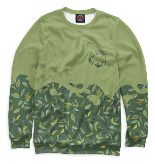 Одежда с принтом Eco