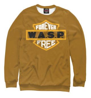 Одежда с принтом W.A.S.P. band (142126)