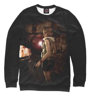 Одежда с принтом Silent Hill 3