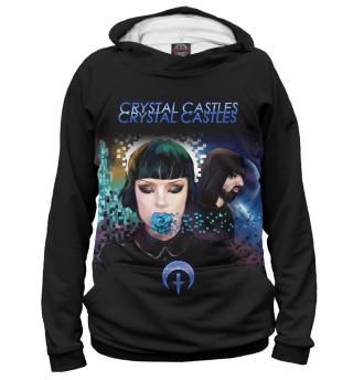 Худи женское Crystal Castles (6810)