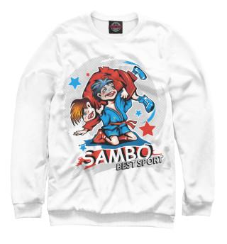 Одежда с принтом Самбо (138449)
