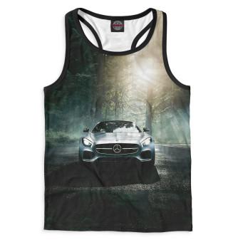 Майка борцовка мужская Mercedes-Benz (9829)
