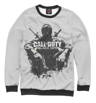 Одежда с принтом Call of Duty: Black Ops
