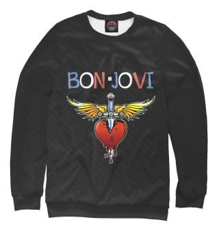 Одежда с принтом Bon Jovi (825915)