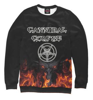 Одежда с принтом Cannibal Corpse (334023)