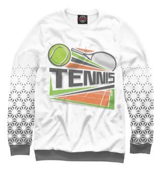 Одежда с принтом Теннис (758868)