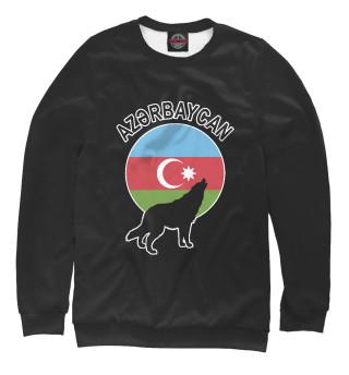 Одежда с принтом Азербайджан (534810)