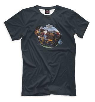 Одежда с принтом World of Tanks Blitz (584294)