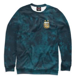 Одежда с принтом Сборная Аргентины (672909)