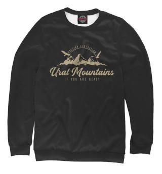Одежда с принтом Урал Gold Classic