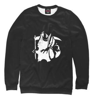 Одежда с принтом Banksy (891157)