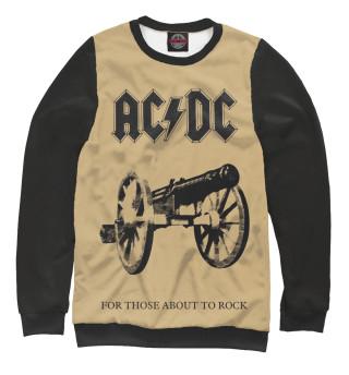 Одежда с принтом AC/DC (275762)