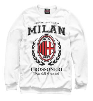 Одежда с принтом Милан (946738)