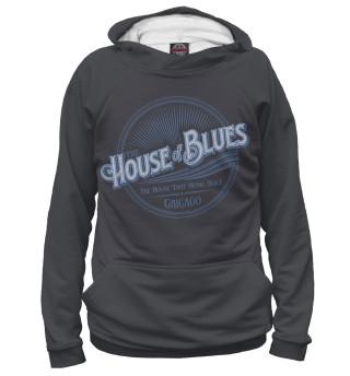 Худи женское House of Blues