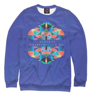 Одежда с принтом Coldplay - Kaleidoscope