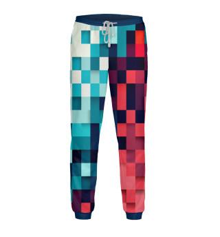 Штаны  мужские Pixel color