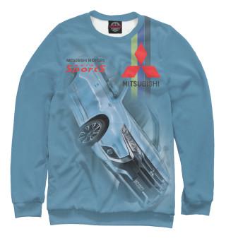 Одежда с принтом Mitsubishi (884974)
