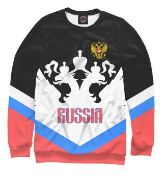 Одежда с принтом Россия (503110)