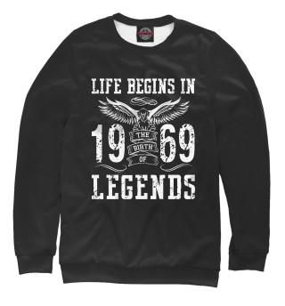 Одежда с принтом 1969 - рождение легенды
