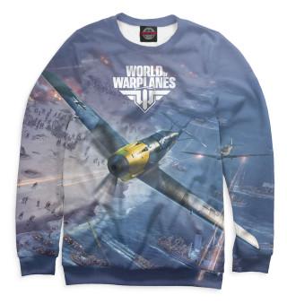 Одежда с принтом World of Warplanes (968289)