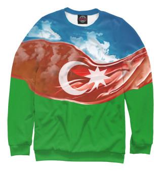 Одежда с принтом Азербайджан (233679)