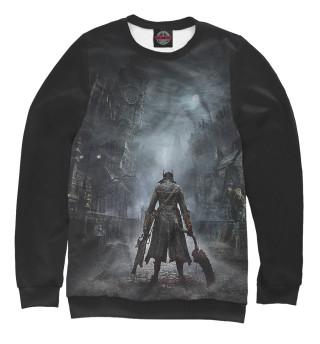 Одежда с принтом Bloodborne
