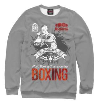 Одежда с принтом Бокс (688393)