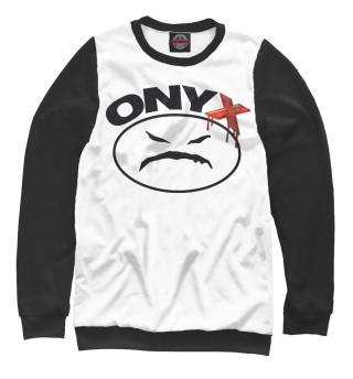 Одежда с принтом Onyx