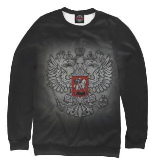 Одежда с принтом Герб России (593991)