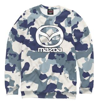Одежда с принтом Mazda (321880)