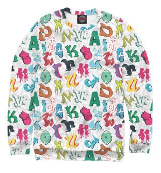 Одежда с принтом Граффити (250534)