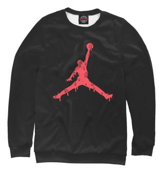Одежда с принтом Bloody Jordan
