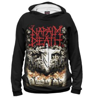 Худи мужское Napalm Death (82)