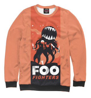 Одежда с принтом Foo Fighters (981023)