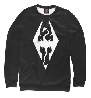Одежда с принтом Skyrim
