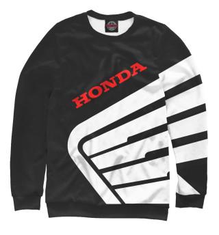 Одежда с принтом Honda