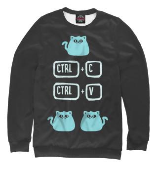 Одежда с принтом (Shortcat) Ctrl+C Ctrl+V