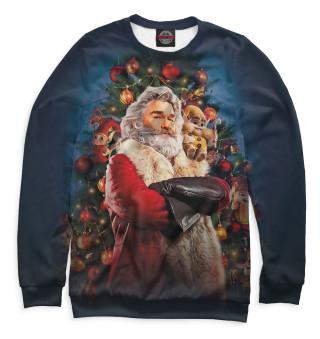 Одежда с принтом Рождественские хроники