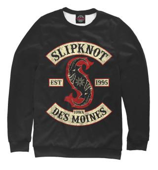 Одежда с принтом Slipknot (127613)