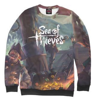 Одежда с принтом Sea of Thieves