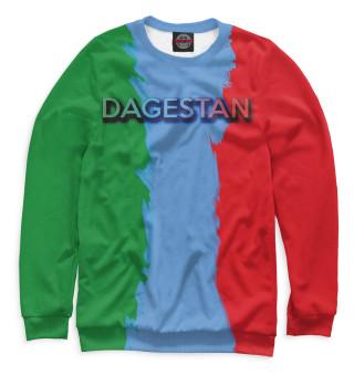 Одежда с принтом Дагестан (408941)