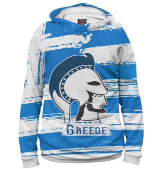 Худи женское Греция (6426)