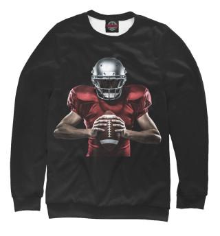 Одежда с принтом Американский футбол (873142)